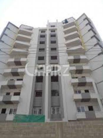 2000 Square Feet Apartment for Sale in Karachi Clifton Block-5