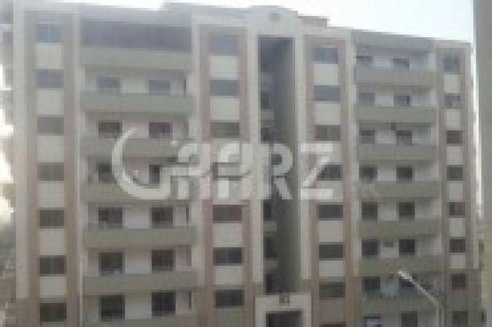 2100 Square Feet Apartment for Sale in Karachi Af Garden