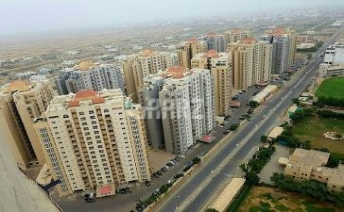23000 Square Feet Apartment for Sale in Karachi Al-murtaza Commercial Area, DHA Phase-8