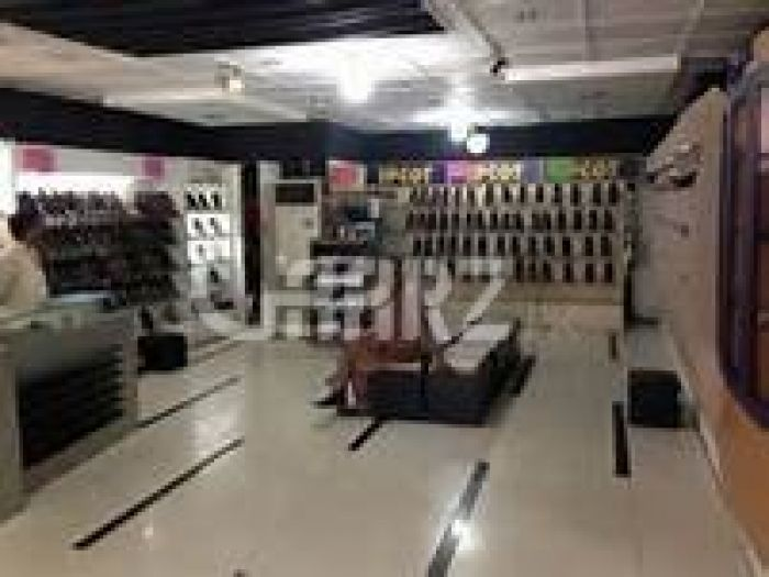 282 Square Feet Commercial Shop for Sale in Islamabad D-markaz, Gulberg Residencia