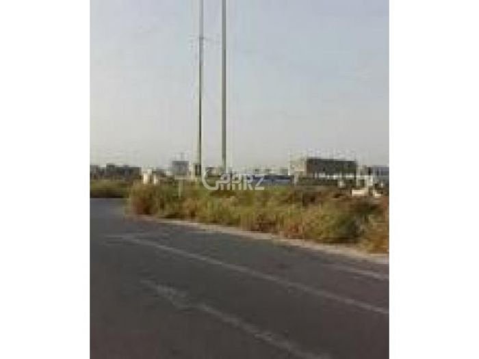 4 Marla Commercial Land for Sale in Lahore Phase-8 Commercial Broadway