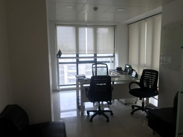 4500 Square Feet Commercial Office for Rent in Karachi Clifton Block-9