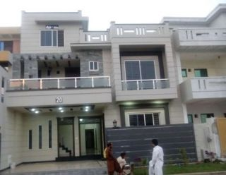 5 Marla House for Sale in Lahore Canal Garden Block A