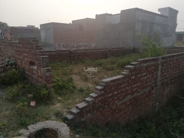5 Marla Residential Land for Sale in Lahore Ibl Housing Scheme