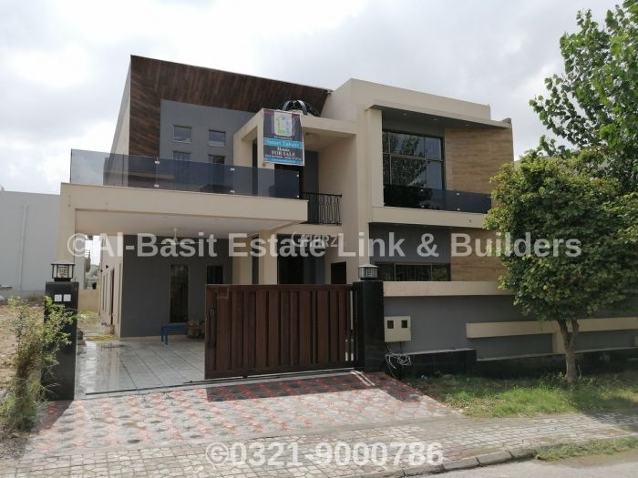 500 Square Yard House for Sale in Islamabad DHA Phase-2 Sector E
