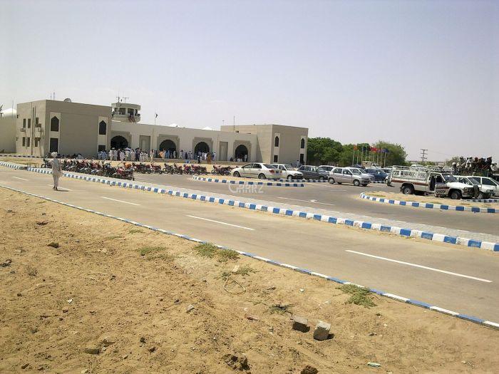 5 Marla Residential Land for Sale in Karachi Scheme-33