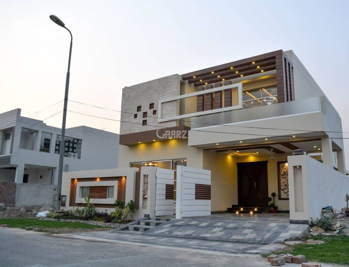 6 Marla House for Sale in Islamabad Ghauritown Phase-5