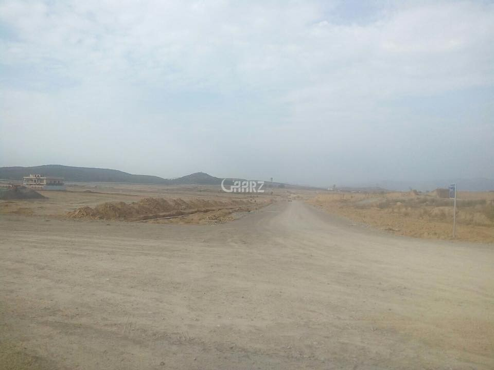 7 Marla Plot for Sale in Islamabad I-14/2