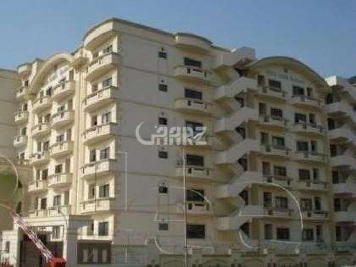 750 Square Feet Apartment for Sale in Lahore Chinab Block