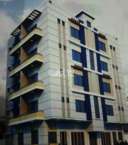 8 Marla Apartment for Sale in Karachi Nishat Commercial Area, DHA Phase-6,