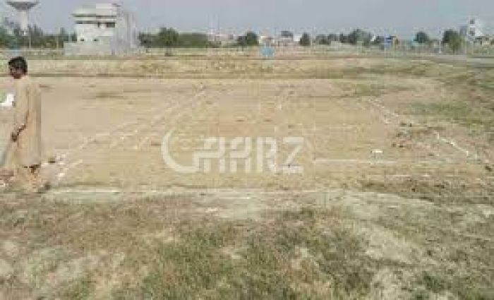 8 Marla Commercial Land for Sale in Lahore Opf Housing Scheme Block A
