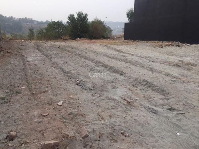 8 Marla Plot for Sale in Islamabad Block C