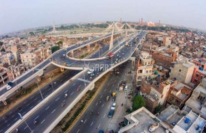 9 Kanal Commercial Land for Sale in Lahore Upper Mall
