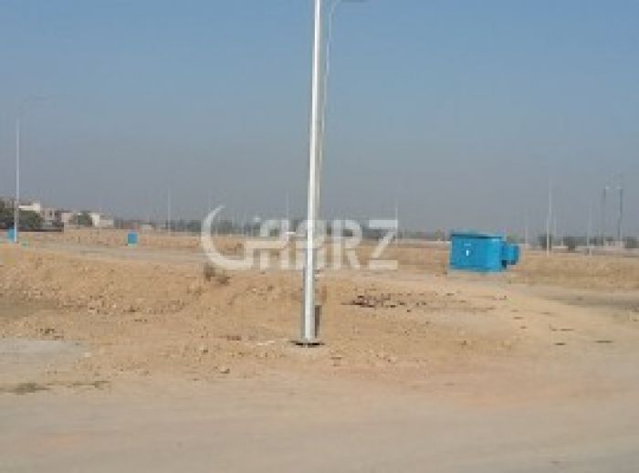 1 Kanal Residential Land for Sale in Karachi Bahria Golf City