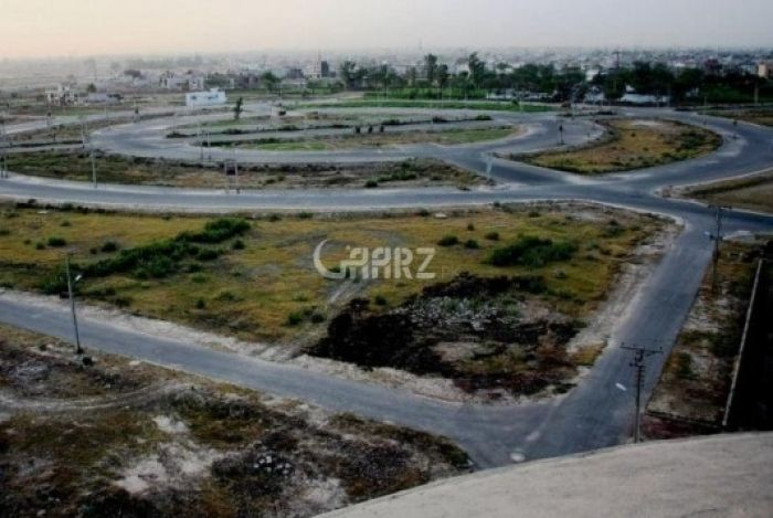 1 Kanal Residential Land for Sale in Lahore DHA Phase-4 Block Gg