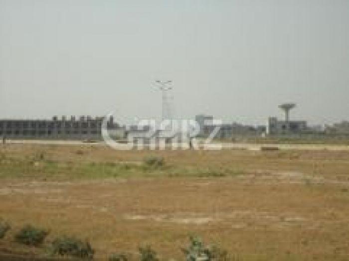 1 Kanal Residential Land for Sale in Karachi DHA Phase-8 Zone B