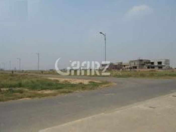 10 Marla Residential Land for Sale in Karachi Overseas Block, Bahria Town Precinct-1,