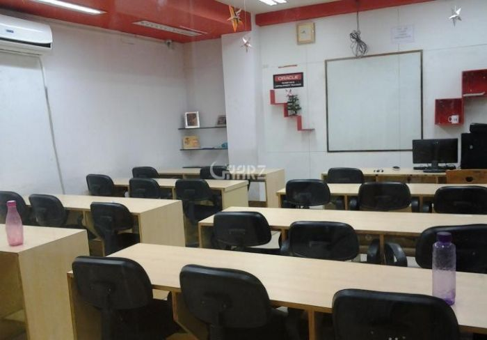1000 Square Feet Commercial Office for Rent in Karachi DHA Phase-6