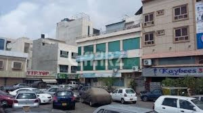1100 Square Feet Apartment for Sale in Karachi Badar Commercial Area, DHA Phase-5