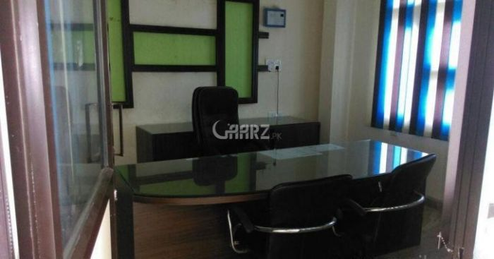 1350 Square Feet Commercial Office for Rent in Faisalabad Kohinoor