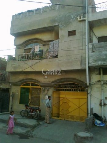 1 Marla House for Sale in Faisalabad University Town