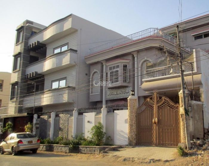 2 Kanal House for Sale in Lahore DHA Phase-6 Block K