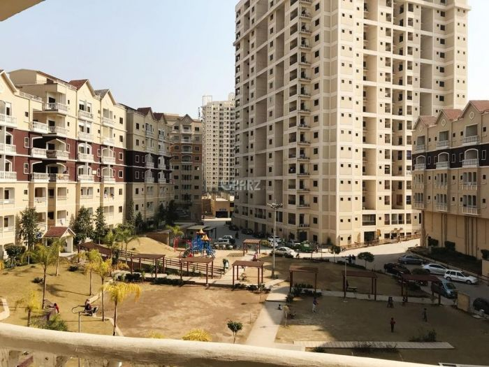 3 Marla Apartment for Rent in Islamabad DHA Residency