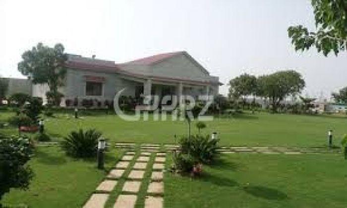4 Kanal Farm House for Sale in Islamabad G-15, Jammu & Kashmir Housing Society