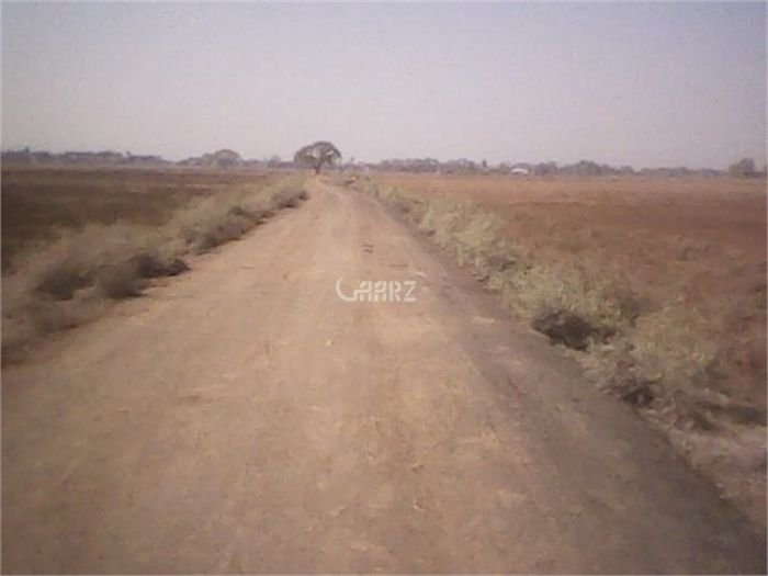 4 Marla Commercial Land for Sale in Multan Sector G
