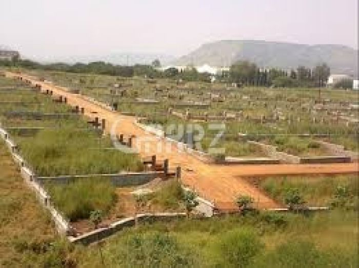 5 Marla Residential Land for Sale in Karachi Precinct-23-a