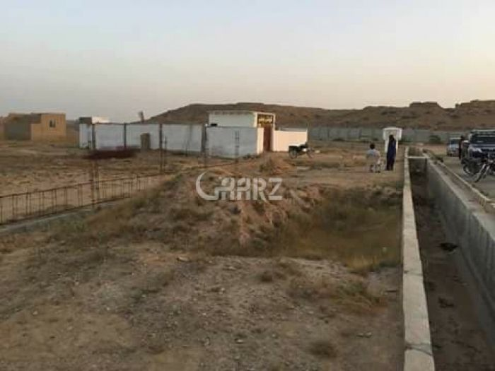 500 Square Yard Residential Land for Sale in Karachi Bahria Town Precinct-29