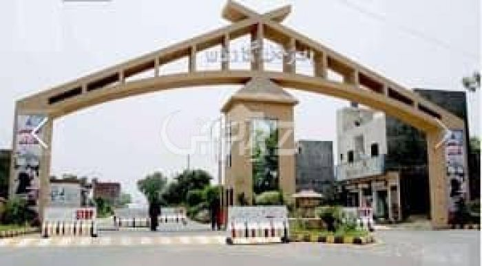 5 Marla Residential Land for Sale in Lahore Al Rehman Garden Phase-2