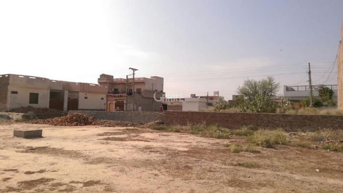 1 Kanal Residential Land for Sale in Lahore Bankers Co-operative Housing Society