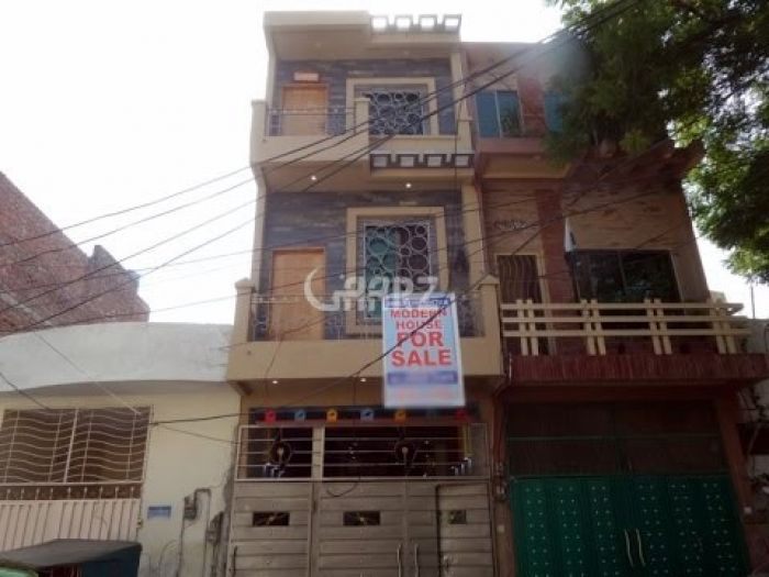 10 Marla House for Sale in Lahore Lake City Sector M-5