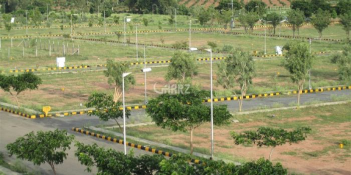 10 Marla Plot for Sale in Sadiqabad Block I, Gulberg Residencia