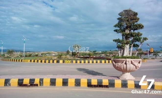 10 Marla Plot for Sale in Islamabad Block V, Gulberg Residencia