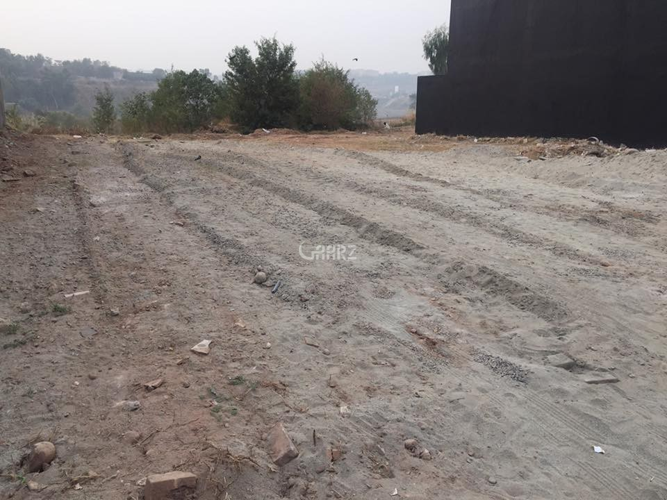 10 Marla Plot for Sale in Islamabad Top City Block D