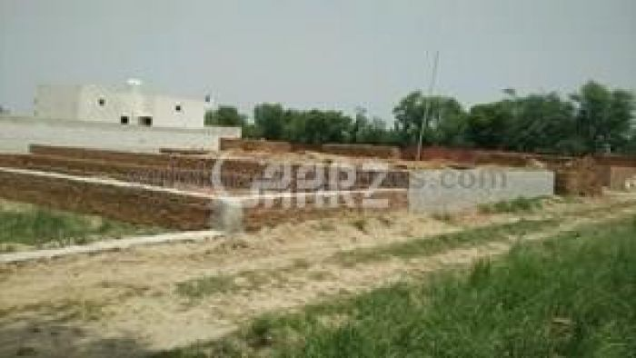10 Marla Residential Land for Sale in Lahore Bankers Co-operative Housing Society