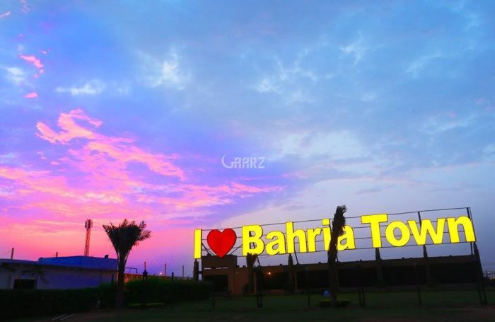 1000 Square Yard Plot for Sale in Karachi Precinct-7 Bahria Town