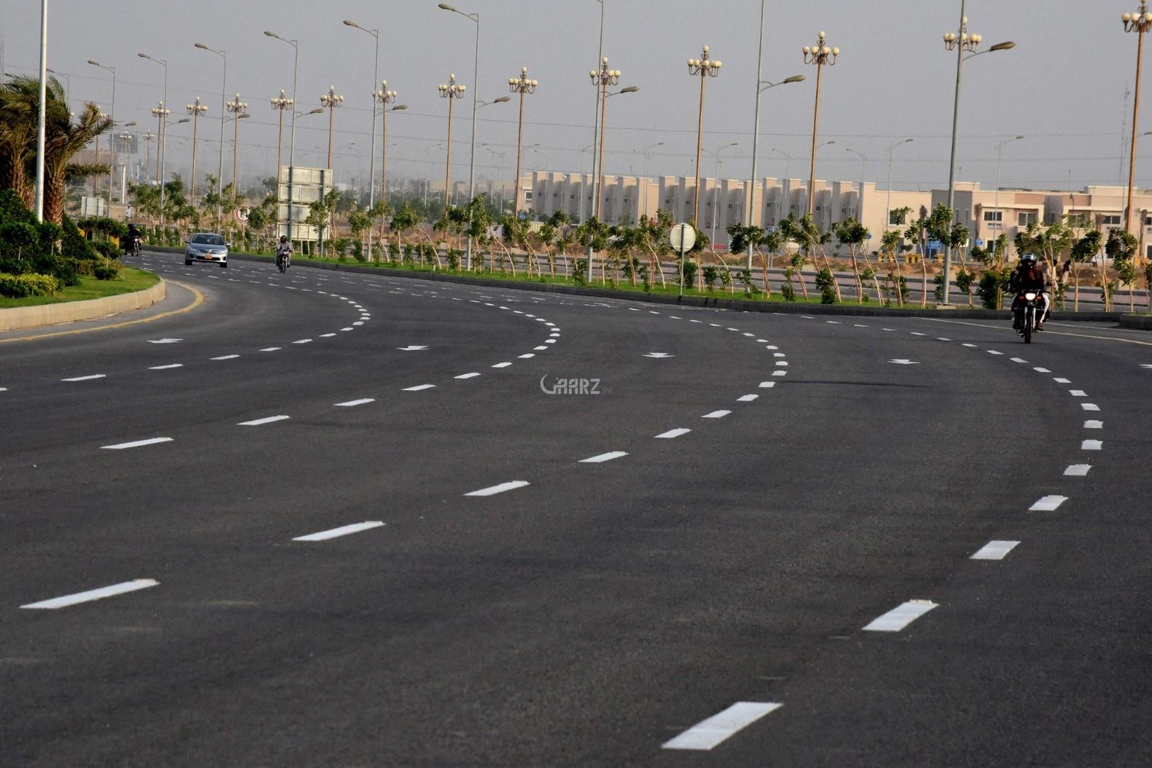 1000 Square Yard Plot for Sale in Karachi Precinct-7 Bahria Town