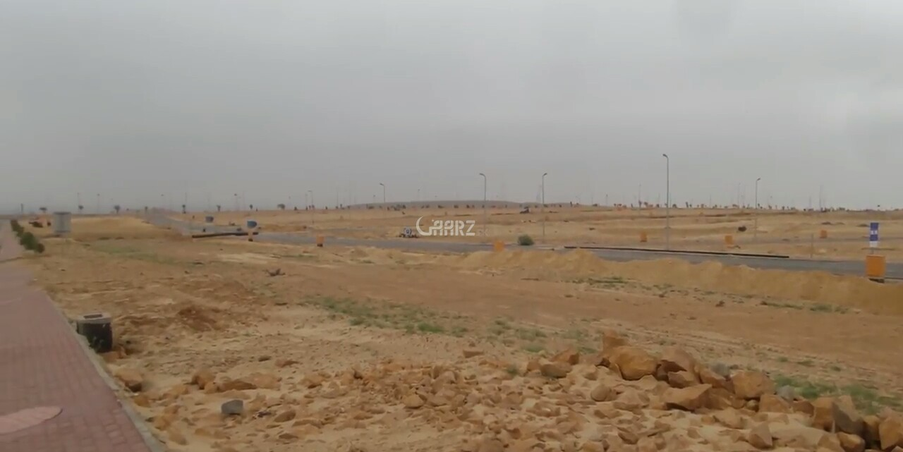 1000 Square Yard Residential Land for Sale in Karachi Precinct-17 Bahria Town