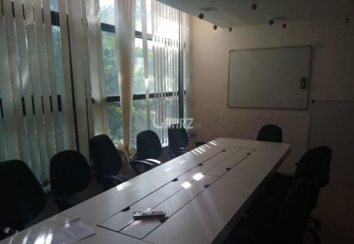 18 Marla Commercial Office for Rent in Karachi DHA Phase-6