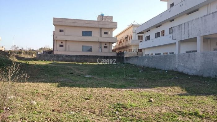 2 Kanal Residential Land for Sale in Lahore Bankers Co-operative Housing Society