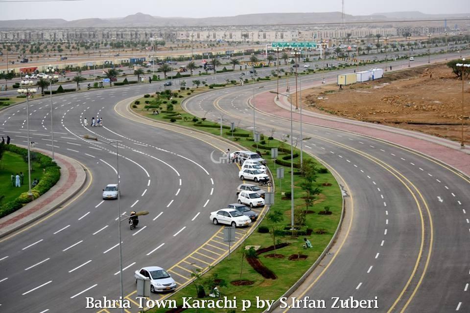 2000 Square Yard Residential Land for Sale in Karachi Bahria Town Precinct-3