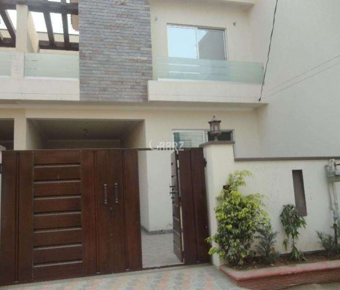 3 Marla House for Sale in Lahore Mustafa Town