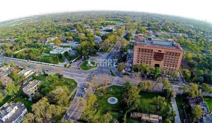 2.8 Kanal Commercial Land for Sale in Lahore Royal Garden
