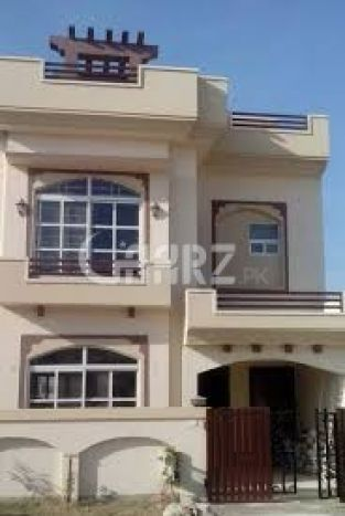 4 Marla House for Sale in Karachi P & T Colony