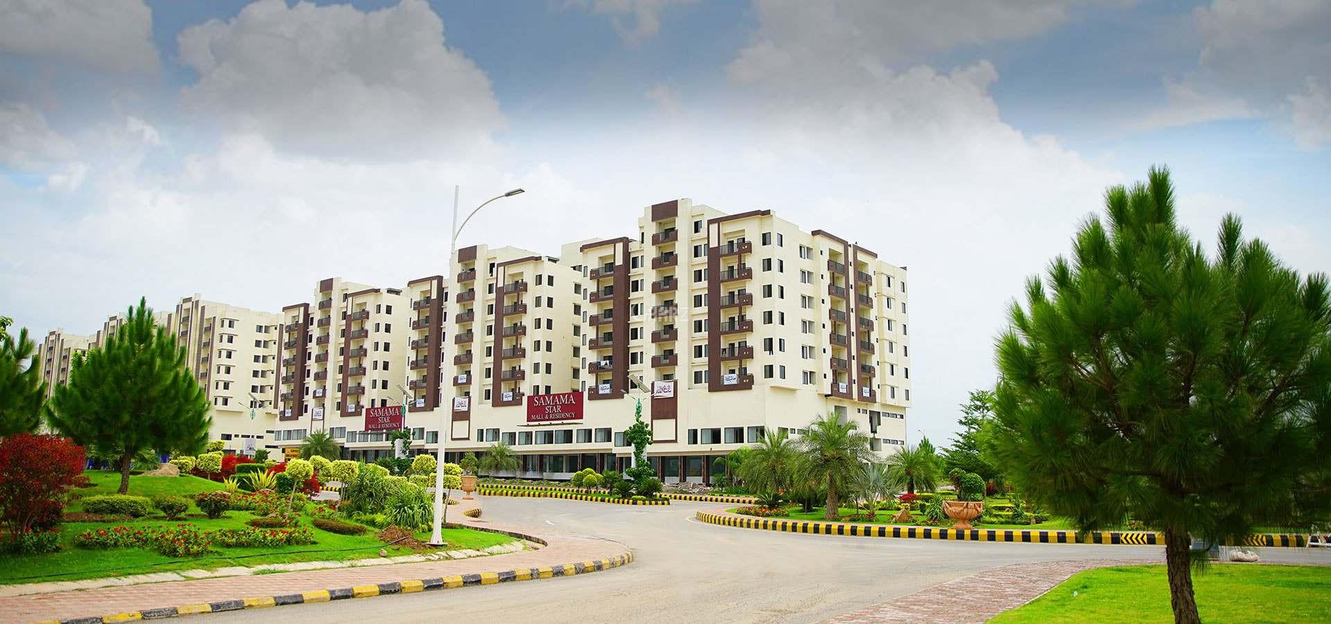 4 Marla Plot for Sale in Islamabad Block A, Gulberg Residencia