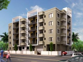 4 Marla Apartment for Sale in Karachi Bahria Apartments
