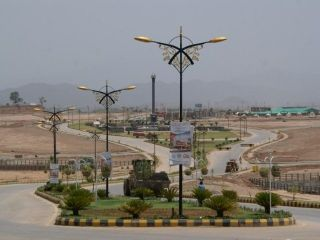 5 Marla Commercial Land for Sale in Lahore Al-kabir Town